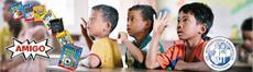 Spielend fördern - langfristig helfen: AMIGO unterstützt CFI Kinderhilfe