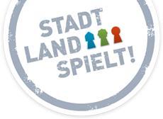 Stadt-Land-spielt in ganz Deutschland not-profit Event