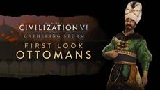 Süleyman führt die Osmanen in Civilization VI: Gathering Storm an