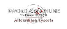 SWORD ART ONLINE ALICIZATION LYCORIS angekündigt