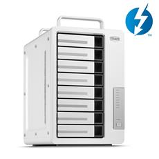 TerraMaster Announces High-Speed, Large-Capacity Solutions for Professionals with D8 Thunderbolt 3 Storage