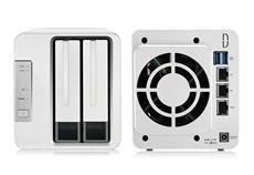 TerraMaster präsentiert das F2-422 10GbE 2-Bay Professional NAS