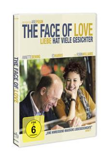 THE FACE OF LOVE // Ab 20. Februar 2015 als DVD, Blu-ray und VoD!