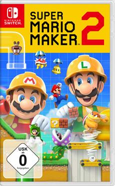 The Legend of Zelda meets Super Mario Maker 2