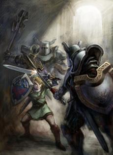 The Legend of Zelda: Twilight Princess HD überrascht mit neuem Gameplay