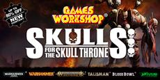 The Skulls for the Skull Throne event returns - A Focus Home Interactive and Games Workshop Steam sale!