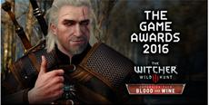 "The Witcher 3: Wild Hunt - Blood and Wine gewinnt auf den The Game Awards 2016 in der Kategorie ""Best RPG"""