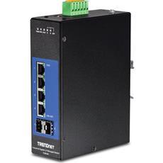 TRENDnet präsentiert 6-Port Industrie-Switch für extreme Bedingungen