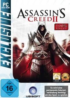 UBISOFT® Exclusive: Assassin's Creed II, Call of Juarez: The Cartel & Die Siedler 7 - rondomedia vertreibt ab Mitte März drei neue Titel der UBISOFT® Exclusive-Reihe