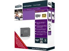 Übertragen Sie das HDMI Signal Ihres Decoders an einen x-beliebigen Ort im Haus.