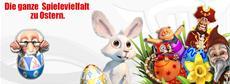 Upjers News: Die ganze Spielevielfalt zu Ostern