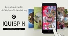 Vecnos startet Update der IQUISPIN-App für alle 360°-Fotos