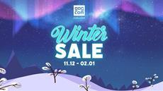 Winter Sale - die größte Aktion des Jahres