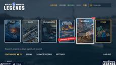 "World of Warships: Legends entfesselt Schiffe des ""Legendary Tier"""