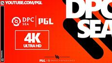 World premiere: PGL is the first tournament organizer to broadcast DOTA 2 in 4K