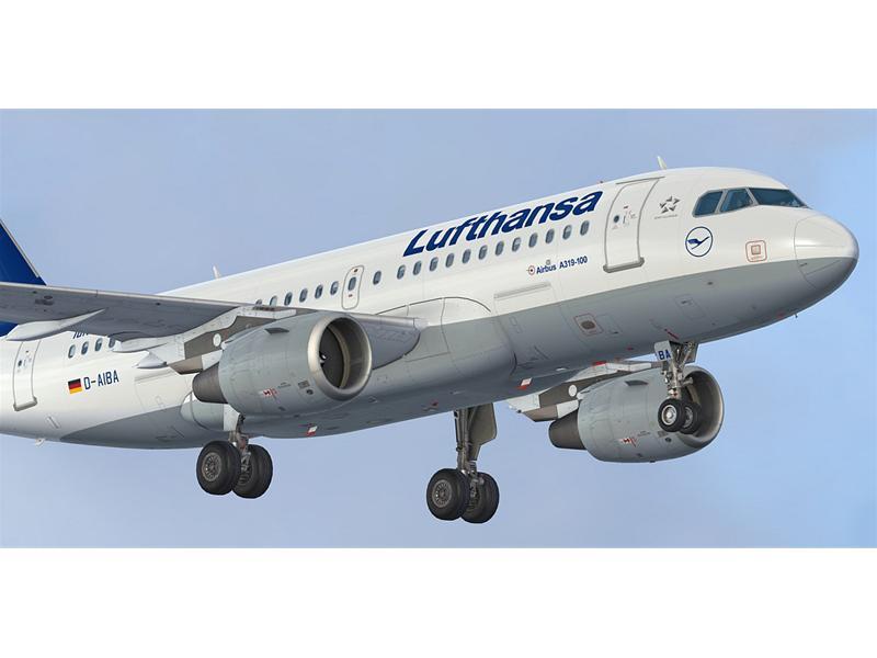 Airbus A318 & A319 bekommen Starterlaubnis im Flugsimulator ...