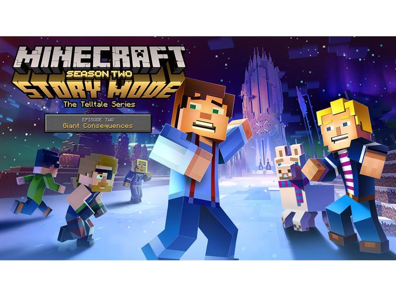 Telltales Minecraft Story Mode Staffel Angekündigt Und Staffel - Minecraft spiele fur nintendo