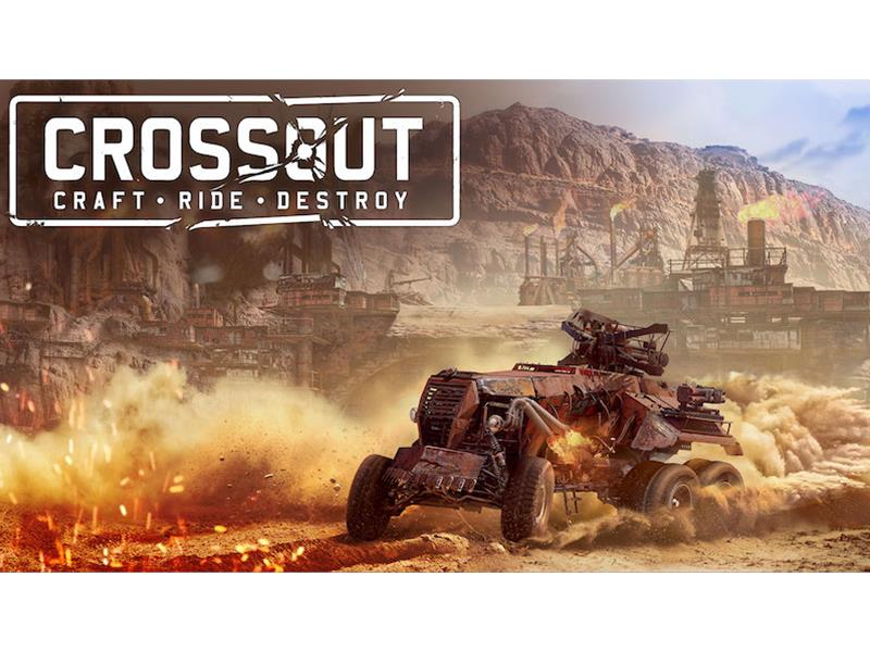 Crossout Cheat Codes