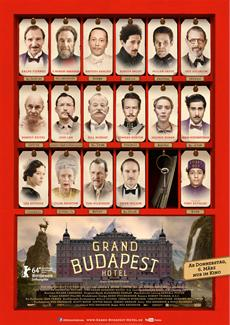 Preview (Kino): GRAND BUDAPEST HOTEL