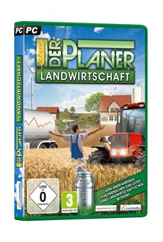 """""""Der Planer - Landwirtschaft"""" - Virtuelles Bauernhof-Management mit abwechslungsreichen Features"""