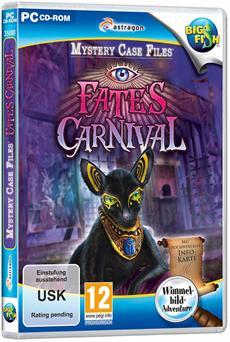 """""""Mystery Case Files: Fate's Carnival"""" - Willkommen auf dem Jahrmarkt des Schreckens!"""