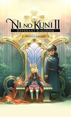 'NI NO KUNI II: Schicksal eines Königreichs - Prince's Edition' ist absofort für Nintendo Switch verfügbar