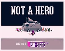 """""""Not A Hero"""" - Indie-Shooter von Devolver und Roll7"""