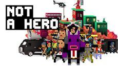 """""""Not A Hero"""" von Roll 7 - Nützliche Kräfte sinnentfremdet Nutzen"""