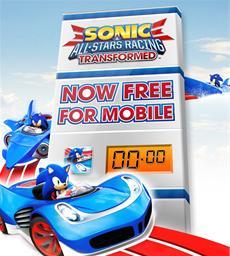 Sonic & All-Stars Racing Transformed (iOS, Android) ab sofort kostenlos und mit neuen Modi & Spielfiguren