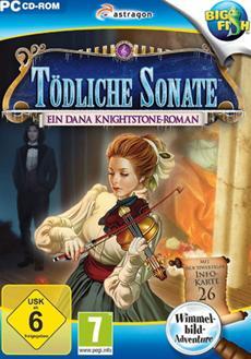 """""""Tödliche Sonate – Ein Dana Knightstone Roman"""" - Interaktiver Krimi vor romantischer Kulisse"""