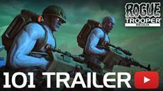 101-Trailer mit fünf Minuten Gameplay von Rogue Trooper Redux veröffentlicht