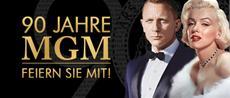 90 Jahre MGM: Großes Staraufgebot im neuen Glanz - 2014 veröffentlicht MGM zahlreiche neue und überarbeitete Blu-rays