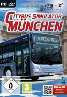 Aerosoft kündigt den City Bus Simulator München an