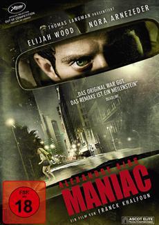 DVD-VÖ | ALEXANDRE AJAS MANIAC auf DVD und Blu-ray Disc!