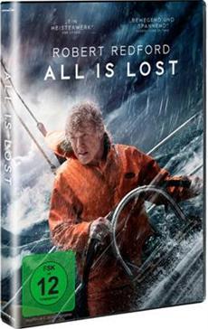 ALL IS LOST - ab 23. Mai auf DVD/Blu-ray