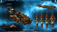 Alle Schiffe aus Stellar Impact auf einen Blick - Armada Edition erscheint bald!