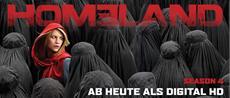 BD/DVD-VÖ   Deutschlandpremiere von Homeland Staffel 4