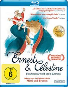 BD/DVD-VÖ | ERNEST & CÉLESTINE