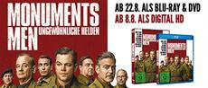 BD/DVD-VÖ | Monuments Men