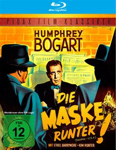 "BD-VÖ | Humphrey Bogart-Klassikers ""Die Maske runter!"""