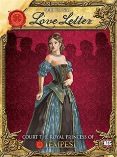 """Beim Kartenspiel und in der Liebe: """"Love Letter"""" von Pegasus Spiele"""