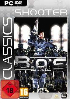 Bet on Soldier ab heute in der Classic-Edition verfügbar