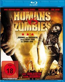 Ab 21. Dezember 2012 auf DVD und Blu-Ray: Humans Vs. Zombies