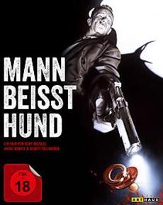 """""""MANN BEISST HUND"""" ERSTMALS AUF DVD UND BLU-RAY! ARTHAUS veröffentlicht den Kultfilm als umfangreiches Blu-ray Steelbook und DVD Special Edition"""