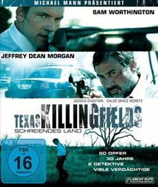"""Free-TV-Premiere von """"Texas Killing Fields"""" - Sam Worthington, Jeffrey Dean Morgan und Jessica Chastain im ZDF-""""Montagskino"""""""