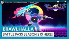 Brawlhalla | Battle Pass 2 ab sofort verfügbar