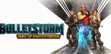 Bulletstorm: Duke of Switch Edition ab jetzt für Nintendo Switch erhältlich