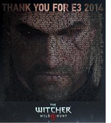 CD PROJEKT RED @ E3 2014 Sum Up - vielen Dank