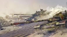Chinesische Panzer in Armored Warfare