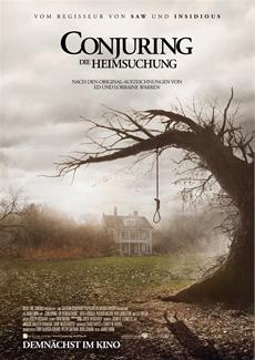 Preview Kino: Conjuring - Die Heimsuchung